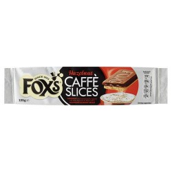Fox Cafe Hazlenut Slices 135G