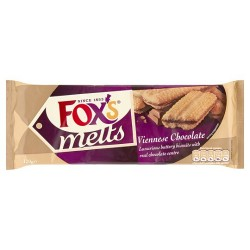 Foxs Chocolate Viennese Melts 150G