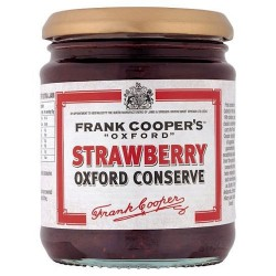 Frank Coopers Strawberry Conserve 340G