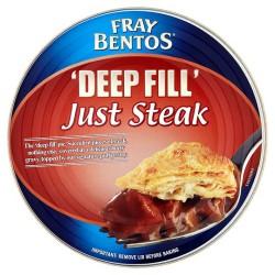 Fray Bentos Just Steak Pie 475G