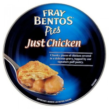 Fray bentos just chicken