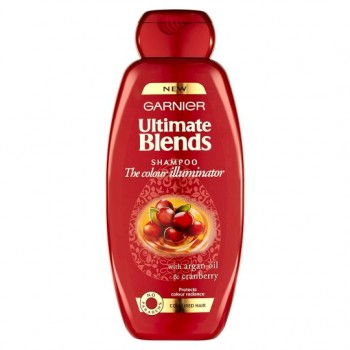 Garnier Ultimate Blends Colour Shampoo 400Ml