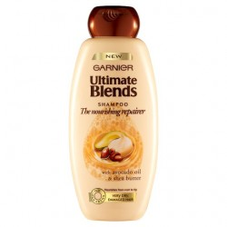 Garnier Ultimate Blends Nourishing Shampoo 400Ml