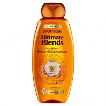 Garnier Ultimate Blendsmarvellous Shampoo 400Ml