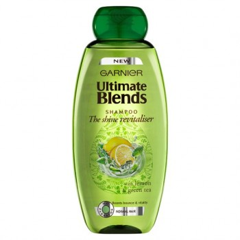 Garnier Ultimate Shine Revitaliser Shampoo 400Ml