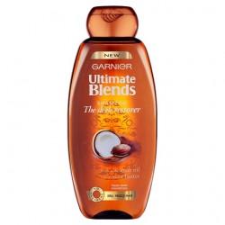 Garnier Ultimate Sleek Restorer Shampoo 400Ml