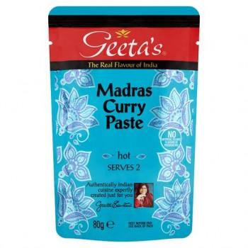 Geeta's Madras Paste 80G