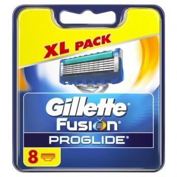 Gillette Fusion Proglide Razor Blades 8 Pack