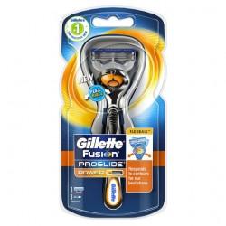 Gillette Fusion Proglideflexball Power Razor