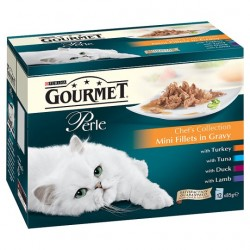 Gourmet Perle Chef Selection 12 X 85G