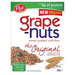 Grape Nuts 580G