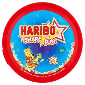 Haribo Share The Fun Tub 720G