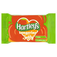 Hartleys Tangerine Jelly 135G