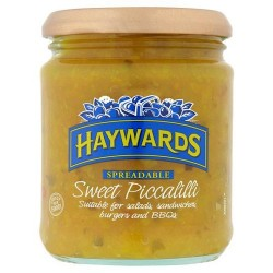 Haywards Sweet Piccalilli Spreadables 270G