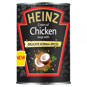Heinz Chicken Korma Soup 400G