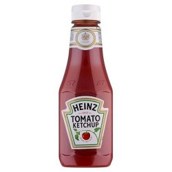 Heinz Tomato Ketchup Squeezy 342G