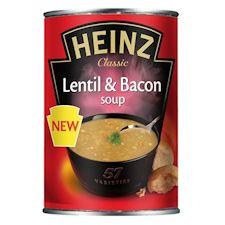 Heinz lentil bacon