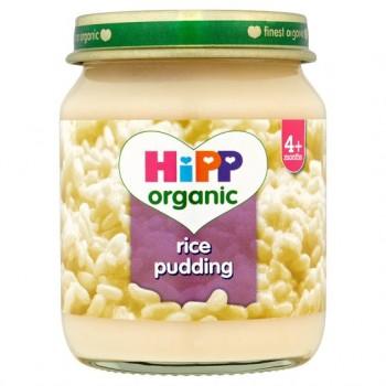 Hipp 4 Month Organic Rice Pudding 125G