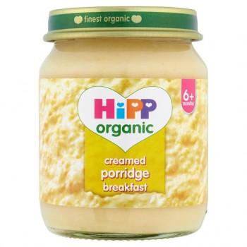 Hipp 6 Month Organic Creamed Porridge 125G Jar