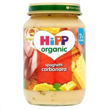 Hipp 7 Month Organic Spaghetti Carbonara 190G
