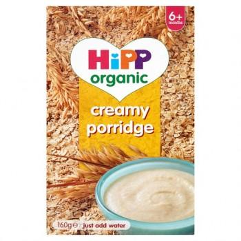 Hipp Organic 6Mth Creamy Porridge 160G