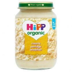 Hipp Organic Creamy Porridge Breakfast 190G