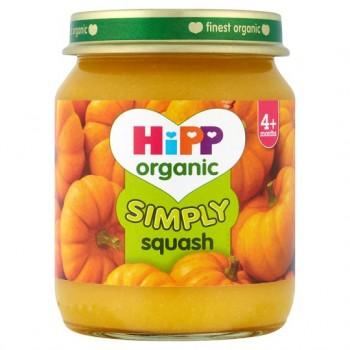 Hipp Organic Simply Squash 4M+ 125G