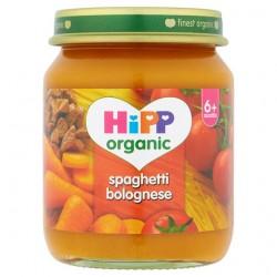 Hipp Organic Spaghetti 6Mth+ Bolognese 125G