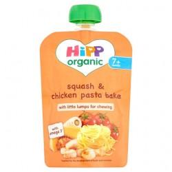Hipp Organic Squash Chicken Pasta Bake 7M+ 130G