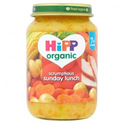 Hipp Organic Sunday Lunch 190G