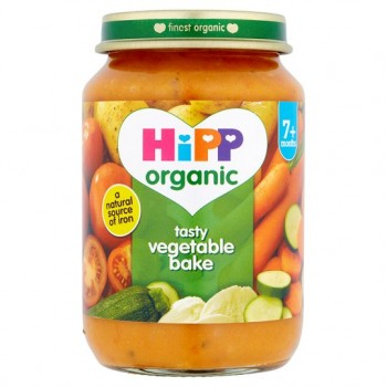Hipp Organic Tasty Vegetable Bake 190G