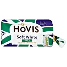 Hovis Soft White Thick Bread 800G