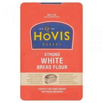Hovis Strong White Bread Flour 1.5Kg