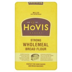 Hovis Strong Wholemeal Bread Flour 1.5Kg