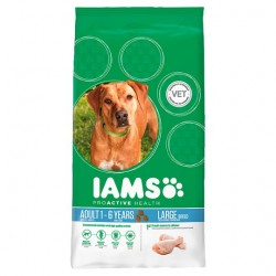 Iams Dog Food Adult Large Giant 10Kg