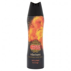 Imperial Leather Foamburst Spicy Ginger & Orange 200Ml