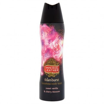 Imperial Leather Foamburst Sweet Vanilla & Cherry 200Ml