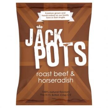 Jack Pots Seasonal Crisps 150G
