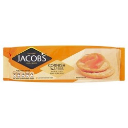 Jacobs Cornish Wafers 150G
