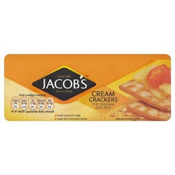 Jacobs Cream Crackers 200G (C)