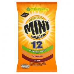 Jacobs Mini Cheddars Variety 12 Pack