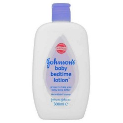 Johnsons Baby Bedtime Lotion 300Ml