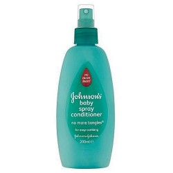 Johnsons Baby No More Tangles Spray 200Ml