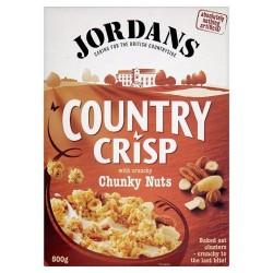 Jordans Country Crisp Four Nut 500G