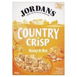 Jordans Country Crisp Honey Nut 500G