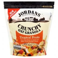Jordans Crunchy Tropical Cereal 770G