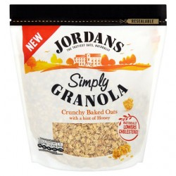 Jordans Simply Granola 750G