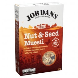 Jordans Special Nut And Seed Muesli 600G