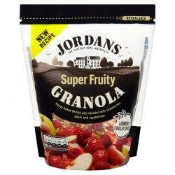 Jordans Super Fruity Granola 600G