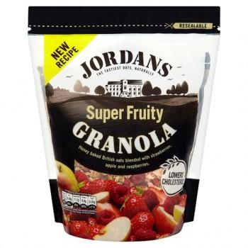Jordans Super Fruity Granola 600G